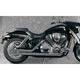 Fat Stakkers 2 1/4 in. Exhaust Systems - 001-1824