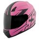 Matte Pink Hammer Down SS700 Helmet