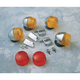 Early-Style Single Filament Turn Signal Kit - 0006
