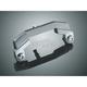 Chrome Crankcase Breather - 9918
