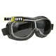 Black Airfoil Sunglasses w/Photochromic Lens - 9311