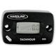 Hour/Tach Meter w/Log Book - HR8061-2