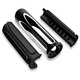 Black Deep Cut Comfort Grips - M-1051