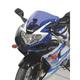 Dark Blue Double Bubble Windscreen - 16-106-04