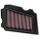 High-Flow Air Filter - YA-2002