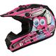 Youth Black/Pink GM46.2 Superstar Helmet