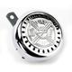 Chrome Billet Fireman Horn Kit - 16-008C