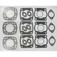 3 Cylinder Full Top Engine Gasket Set - 710181A