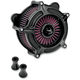 Black Turbine Air Cleaner - 0206-2038-B