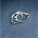 Chrome Intake Manifold Flange Set - DS289212