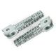 Gun Metal SBK Pegs for OEM Mounts - 03-01200-29