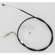 Black Vinyl Throttle Cable - 101-30-30015-06