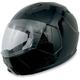 Black FX-140 Modular Helmet