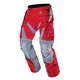 Red/Grey Dakar Pants