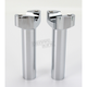5.5 in. Chrome Straight Risers - 0602-0400