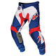 White/Blue/Red XC Pants