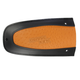 Brown Faux Ostrich Fender Skin w/Black Trim - 1405-0206