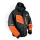 Black/Blaze Orange Maverick Jacket