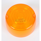 Amber Turn Signal Lens - DHD1A