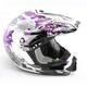 Pink Stunt FX-17 Helmet