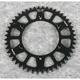 Black Anodized Rear Works Triplestar Aluminum Sprocket - 5-359248BK
