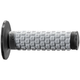 Black/Gray Pillow Top Grips - 02-4858