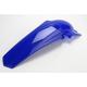 YZ Blue Rear Fender - 2040880003