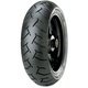 Rear Diablo 130/70P-12 Blackwall Scooter Tire - 1661200