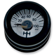 Black Mini Oil Pressure Gauge - TC-001B
