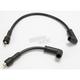 Custom Suppression 8.8mm Black Plug Wire Set - 172089K