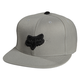 Grey Switch Hitter Snapback Hat - 06963-006-OS