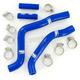Blue Radiator Hose Kit - 1902-0476