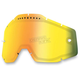Mirror Gold Dual Vented Replacement Lens for Racecraft/Accuri Snow Goggles - 51006-009-02
