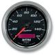 3 3/8 in. Cobalt Speedometer - 19689