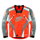 Orange Comp 7 RR Jacket w/Neck Brace