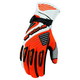 Orange Comp 8 RR Long Cuff Shell Gloves