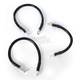 Translucent Black Battery Cable Kit - 2113-0300