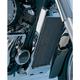 Chrome Mesh Radiator Grille - 1-234