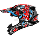 Black/Red VFX-W Barcia TC-1 Helmet
