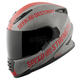 Red Cruise Missile SS1600 Helmet