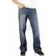 Vintage Wash Duster Jeans