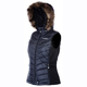 Womens Black Waverly Vest (Non-Current)