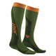 Green/Orange MX Cool Socks