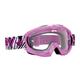 Wild Thing Targa Mini MX Goggles w/Clear Lens - 320390039097