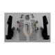 Batwing Black Trigger Lock Hardware - 2321-0104