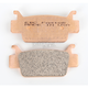 Long-life Sintered R-Series Brake Pads - FA410R