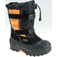 Youth Black/Orange Eiger Boots