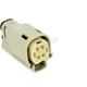 Molex MX 150 4-Pin Female Connector - NM-33472-0402