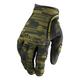 Green Camo XC Gloves
