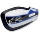 Blue Moto Handguard Sticker Kit - HG-100-GK-BU